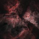 Carina Nebula,                                AstroDinsk