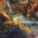 Propeller Nebula,                                Roland Christen