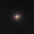 Omega Centauri from Chile,                                Ian Gorin