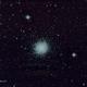 M-13 Globular Cluster in Hercules,                                Francois Theriault