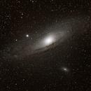 M31 - Andromeda Galaxy,                                Dan West