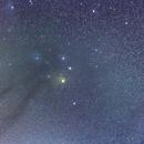 Antares e Rho Ophiuchi,                                Lauriston Trindade