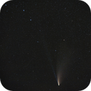 Big dipper and the comet,                                -Amenophis-