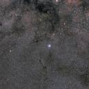 M 11 Scutum wide field,                                Aurelio55