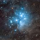 The Pleiades,                                dominiksito
