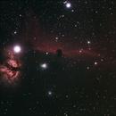 Horsehead nebula - Nebulosa Testa di Cavallo - IC434,                                marcopics3000