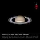 Saturn 27 April 2020,                                LacailleOz