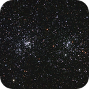 Double Cluster,                                Mike Wiles
