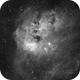 NGC1893 - Playing with the data,                                Miguel Morales