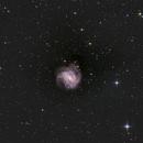 Molinillo Austral (Southern Pinwheel Galaxy) (M83),                                Alberto Hevia
