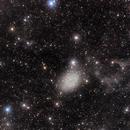 Fornax small galaxy,                                Claudio Tenreiro