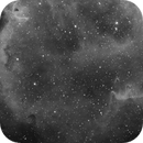 Sharpless in Cas [Sh2-199 & Sh2-198] - Part of the Soul Nebula,                                G400
