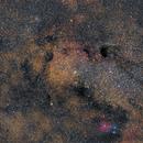 Sagittarius Star Cloud with M24,                                Florian_Pieper