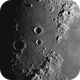 Lunar Alpes in Infrared,                                astropical