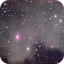 Witch Head Nebula (small portion),                                Chris Ryan