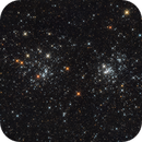 Double Cluster,                                Valerio Avitabile