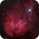 IC 2944 in Centaurus,                                Carsten Jacobs
