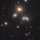 Ngc 5353 +(Supernova SN2019ein),                                Ola Skarpen SkyEyE