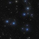 Melotte 111  Coma Star Cluster,                                noodle