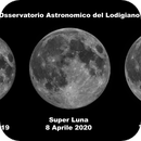 Full Moon comparison,                                Gianluca Galloni