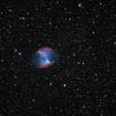 M 27 Nebulosa Planetaria Dumbell,                                Alessandro Speranza