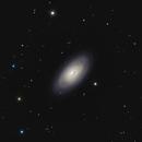 M64 - The Black Eye Galaxy,                                Matthew Russell