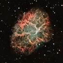 Crab Nebula (Messier 1),                                Henning Schmidt