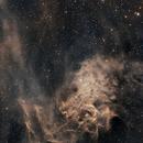 SH2-229   C31  Flaming Star Nebula,                                Albert  Christensen