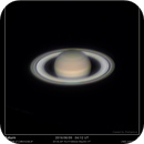 Saturn: One week after opposition,                                Randy Flynn