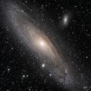 M31 - M32 - M110 - LRGB,                                Rodolphe Goldsztejn