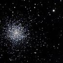 M13 - Great Globular Cluster in Hercules,                                SpacePaparazzi