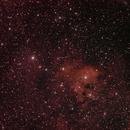 NGC 7822 a star forming region in the constellation Cepheus,                                RonAdams