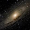 Andromeda M31 LRGB,                                Wissam Ayoub