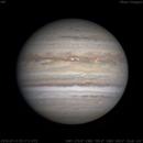 Jupiter | Color | 2018-07-11 03:17 UTC,                                Chappel Astro