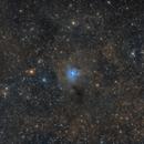 NGC7023 Reprocessed,                                Erik Guneriussen