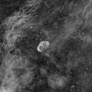 NGC 6888 NEBULOSA CRESCENT,                                Massimiliano Zulian