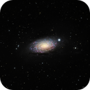 M63 - Sunflower Galaxy in HaLRGB,                                Chris Massa
