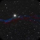Western Veil - NGC 6960 ,                                Tim