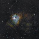 NGC1491 in SHO-LRGB,                                equinoxx