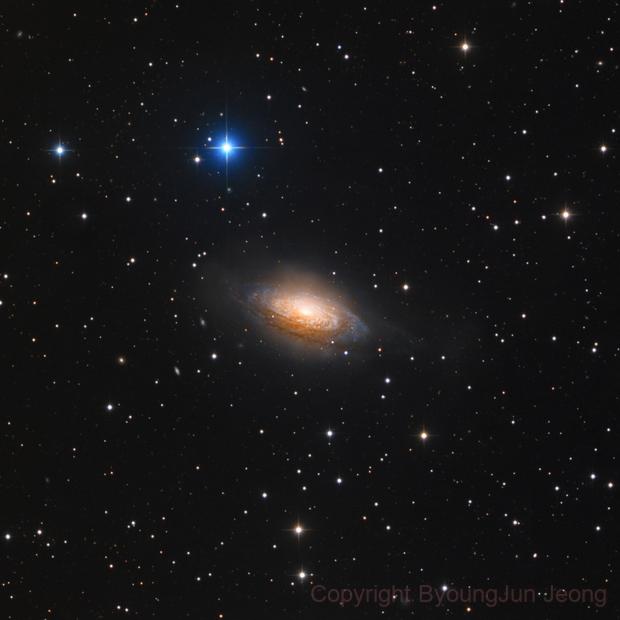 NGC3521,                                Byoungjun Jeong