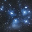 M45 - Pleiades,                                Daniel Maly