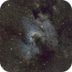 Sh 2-155 / Caldwell 9 - The Cave Nebula (in SHO),                                Phillip