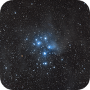 M45 The Pleiades ,                                Jacob Bers