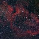 IC 1848 - Soul Nebula,                                mewmartigan