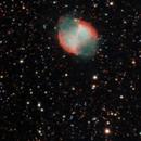 M27, Dumbbell nebula,                                nhw512
