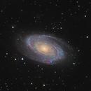 M81 in HaLRGB,                                Chuck's Astrophotography