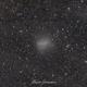 Barnard´s Galaxy NGC 6822,                                Maicon Germiniani