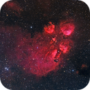 NGC 6334,                                Alan Karty