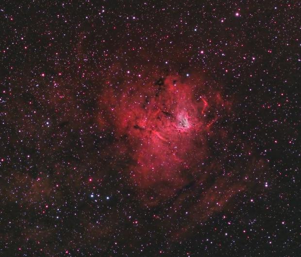 NGC1491 in Perseus,                                Scott Tucker