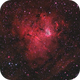 NGC1491 in Perseus,                                Scott Tucker